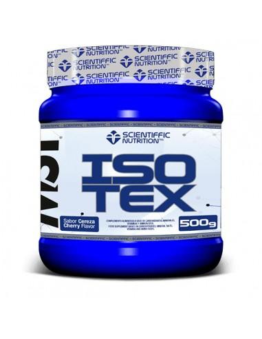 ISOTEX 500G - Scientiffic Nutrition -...