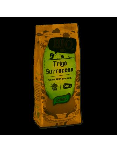 TRIGO SARRACENO BIO 500G - Santiveri