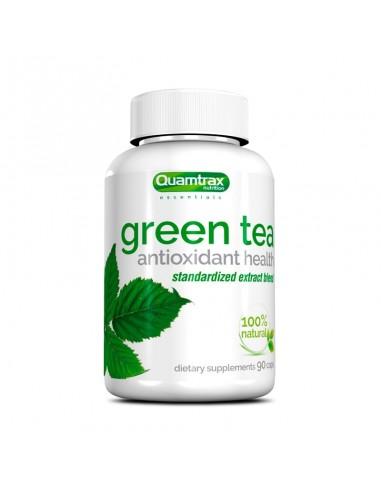 GREEN TEA 90 CAPS - Quamtrax