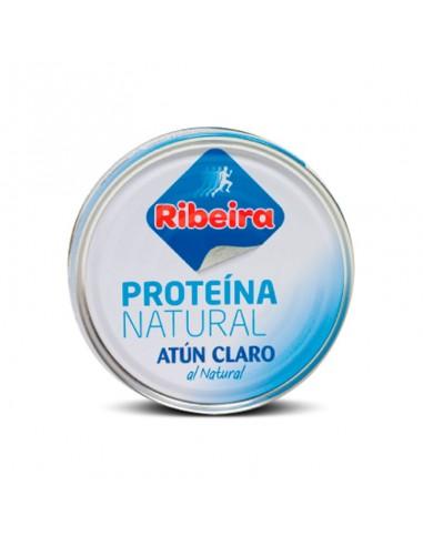 ATUN CLARO AL NATURAL 160G - Ribeira