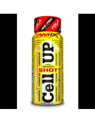 CELLUP ENERGY SHOT 60ML - Amix - Cola