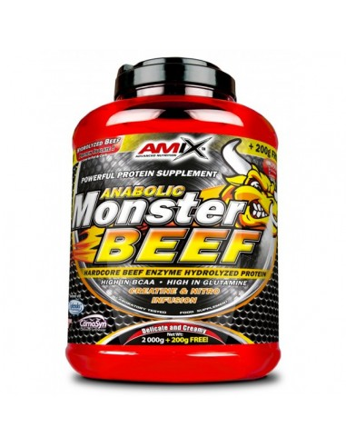 MONSTER BEEF (2,2 KG) Chocolate - Amix