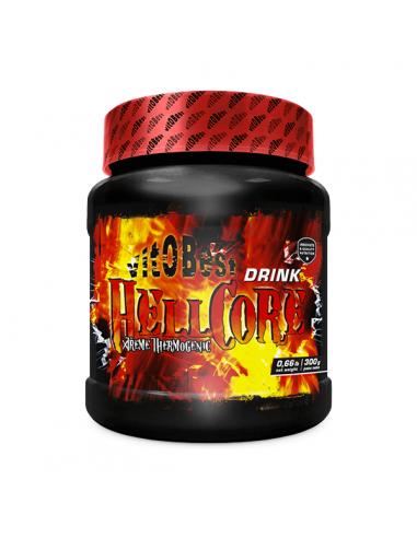 HELLCORE DRINK MEN 300G - Vitobest -...