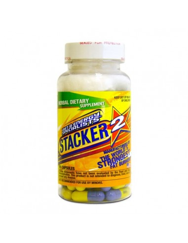 STACKER 2 100 CAPS - Stacker2