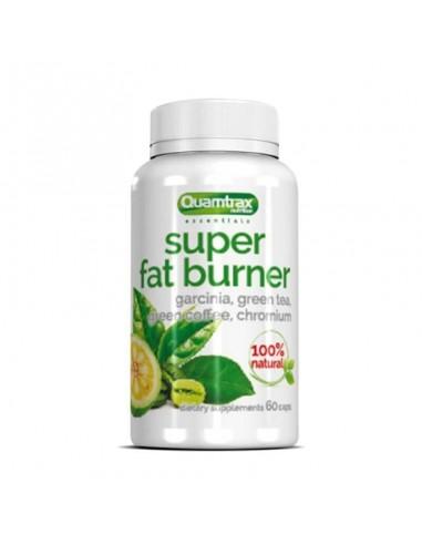 SUPER FAT BURNER 60 CAPS - Quamtrax