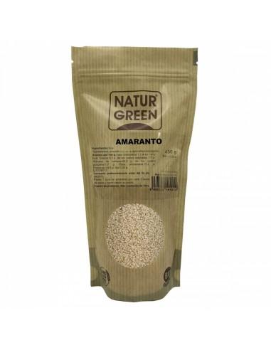 AMARANTO BIO 450G - Naturgreen