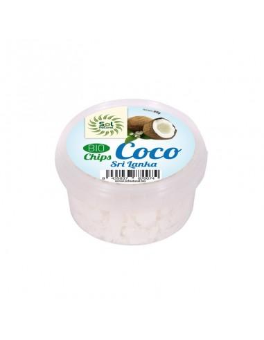 CHIPS DE COCO BIO SRI LANKA 60gr -...