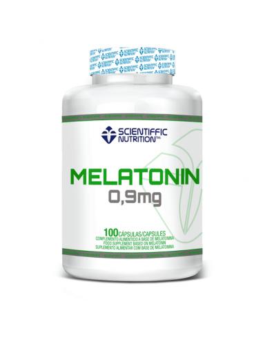 MELATONIN 09MG - Scientiffic Nutrition