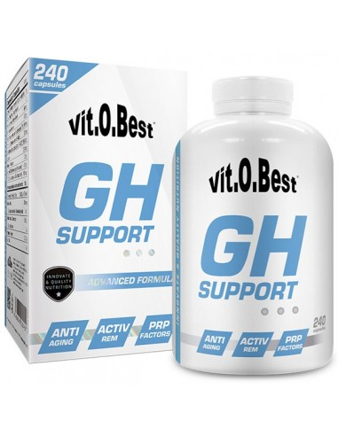 GH SUPPORT 240Caps - Vitobest