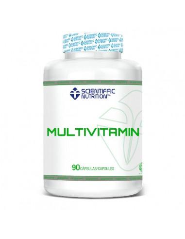 MULTIVITAMÍNICO - Scientiffic Nutrition