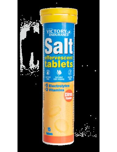SALT EFFERVESCENT CITRUS - Weider