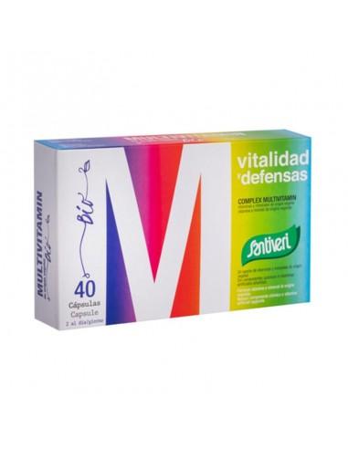 BIOCOMPLEX MULTIVITAMIN 40 VCAPS -...
