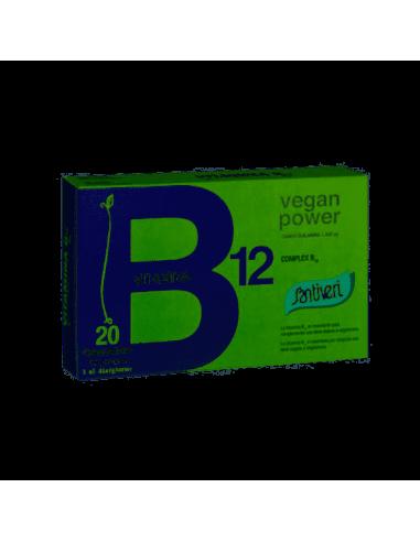 VITAMINAS COMPLEX B12 12Comprimidos -...