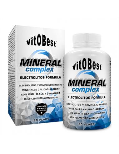 MINERAL COMPLEX 60Caps - Vitobest