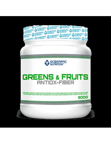 GREENS & FRUITS - Scientiffic Nutrition