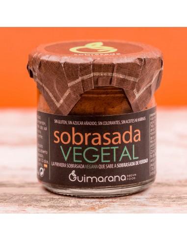 SOBRASADA VEGETAL - Guimarana