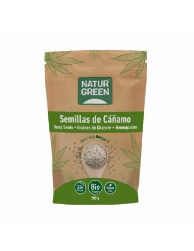 SEMILLAS DE CÁÑAMO BIO 200G - Naturgreen