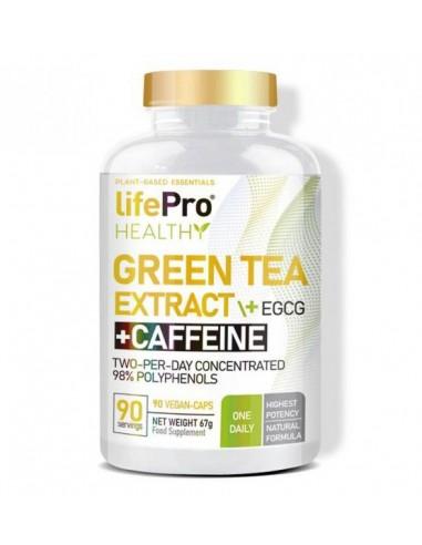 GREEN TEA EXTRACT + EGCG + CAFFEINE...
