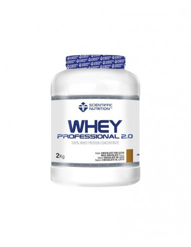 WHEY PROFESSIONAL 2.0 (2KG) COOKIES &...