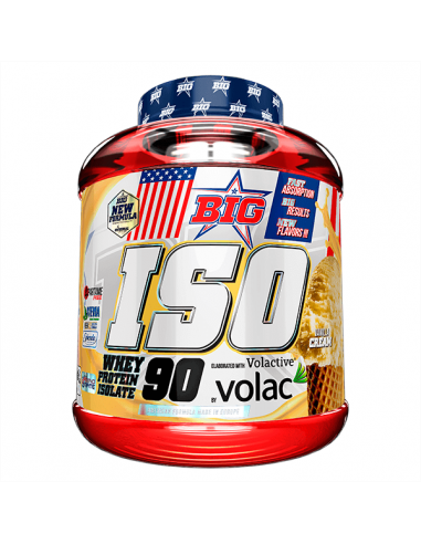 BIG ISO 1,8 KG  VANILLA CREAM - Big
