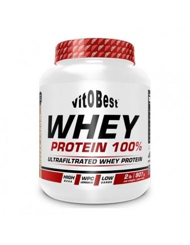 WHEY PROTEIN 100% - Vitobest - 907gr...