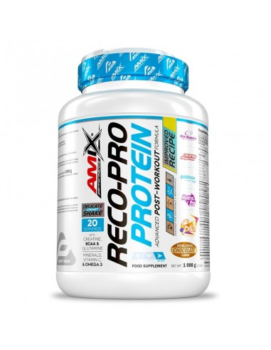 RECO-PRO PROTEIN (500G) CHOCOLATE - Amix