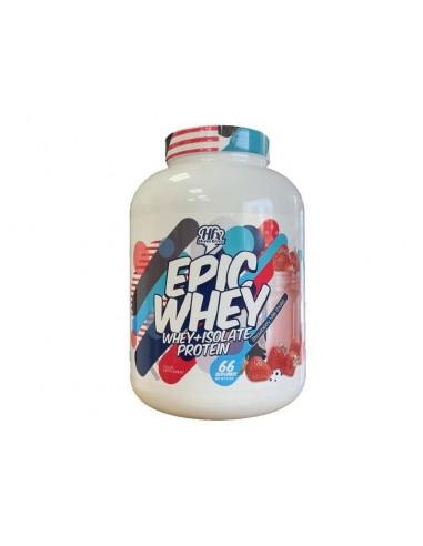 EPIC WHEY (2KG) BATIDO FRESA - Hyper...