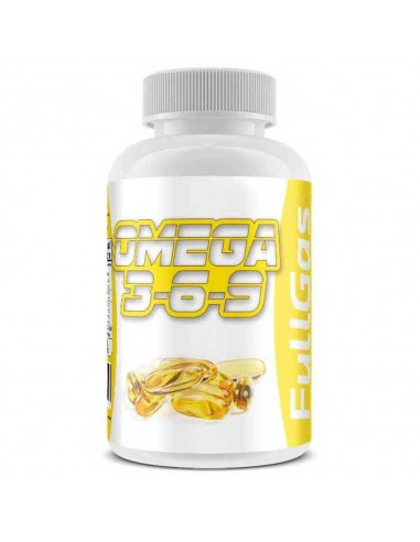 OMEGA 3-6-9 (100CAPS) - Fullgas