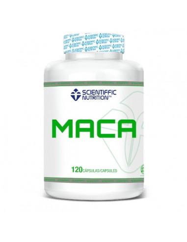 MACA 700MG - Scientiffic Nutrition