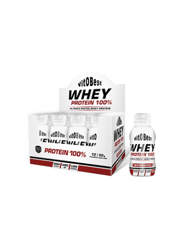 WHEY PROTEIN 100% (Suelto o Pack)...