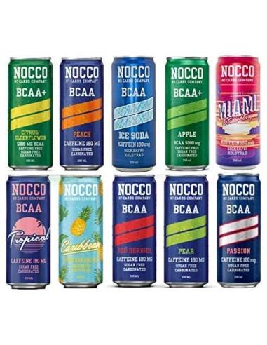 NOCCO BCAA 330Ml - Nocco - Miami