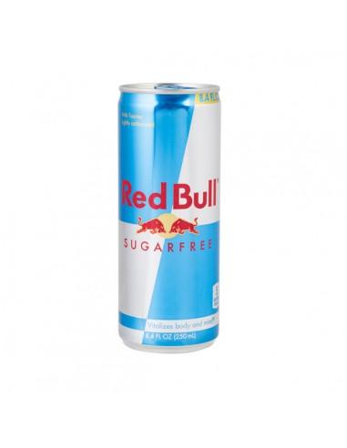 RED BULL SUGAR FREE 25CL