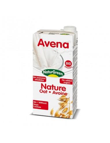 BEBIDA DE AVENA NATURE BIO 1L -...