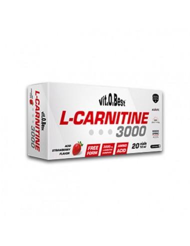 L-CARNITINE 3000 (20 Viales de 10ml)...
