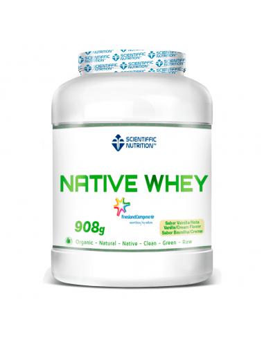NATIVE WHEY - Scientiffic Nutrition -...