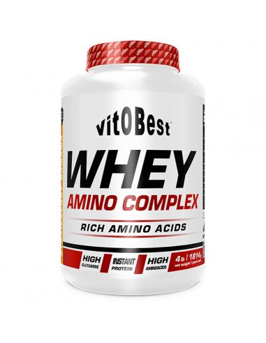 WHEY AMINO COMPLEX - Vitobest - 908gr...