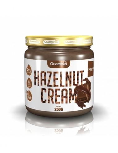 HAZELNUT CREAM CHOCOLATE 250G - Quamtrax