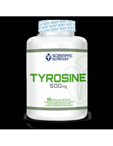 L-TIROSINA 500MG - Scientiffic Nutrition
