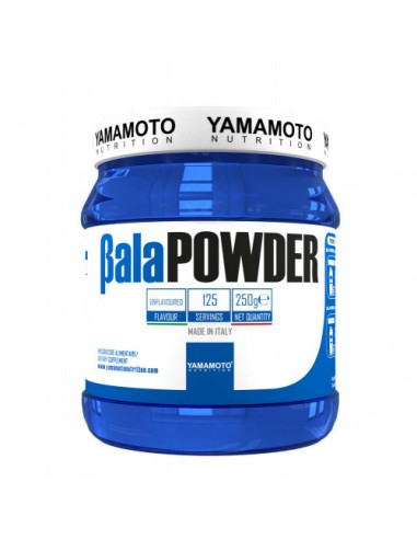 BetaALA Powder 250G - Yamamoto Nutrition