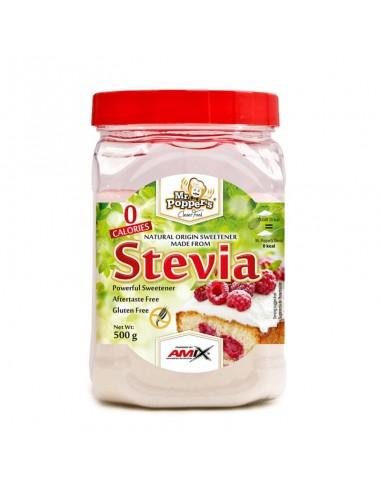 STEVIA MR POPPERS 500G - Amix