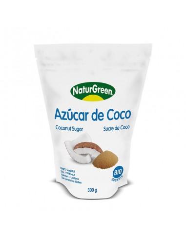 AZÚCAR DE COCO BIO 300G - Naturgreen