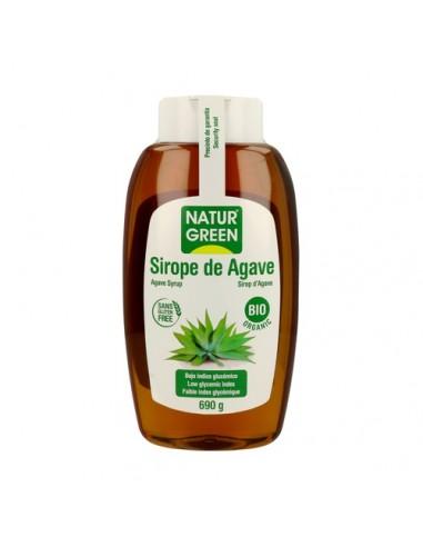 SIROPE DE AGAVE 690Gr - Naturgreen