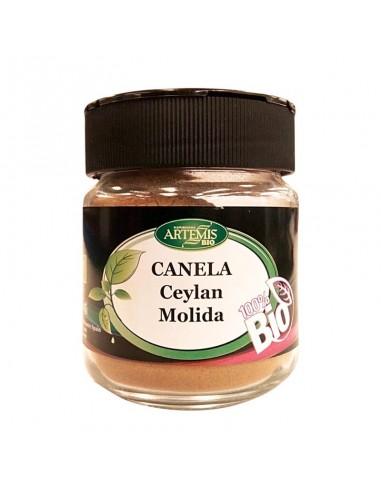 CANELA DE CEYLAN MOLIDA BIO 70G -...