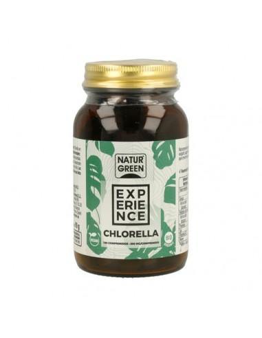 CHLORELLA 180Comprimidos - Naturgreen