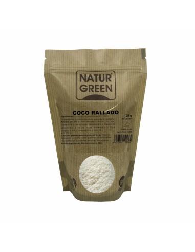 COCO RALLADO 125G - Naturgreen