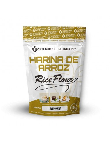 HARINA DE ARROZ 1.5kg- Scientiffic...