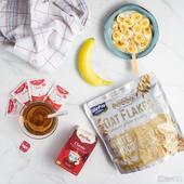 ¡ Buenos días ! ¿ Que tal lleváis el puente ?  Nosotros nos hemos levantado con ganas de unas buenas gachas de avena y que mejor que con los copos de Life 😋  Disfruta de sus tres sabores: choconutella, cookies y choco blanco 🤤  Encuéntralos en tu tienda más cercana CerreFit o en la web y disfruta de un 10% en todos los productos de Life 👇🏽 🌐www.cerrefit.es  #gachasdeavena #porridge #sano #comersano #dietasana #yogitea #healthylifestyle #murcia #cerrefit